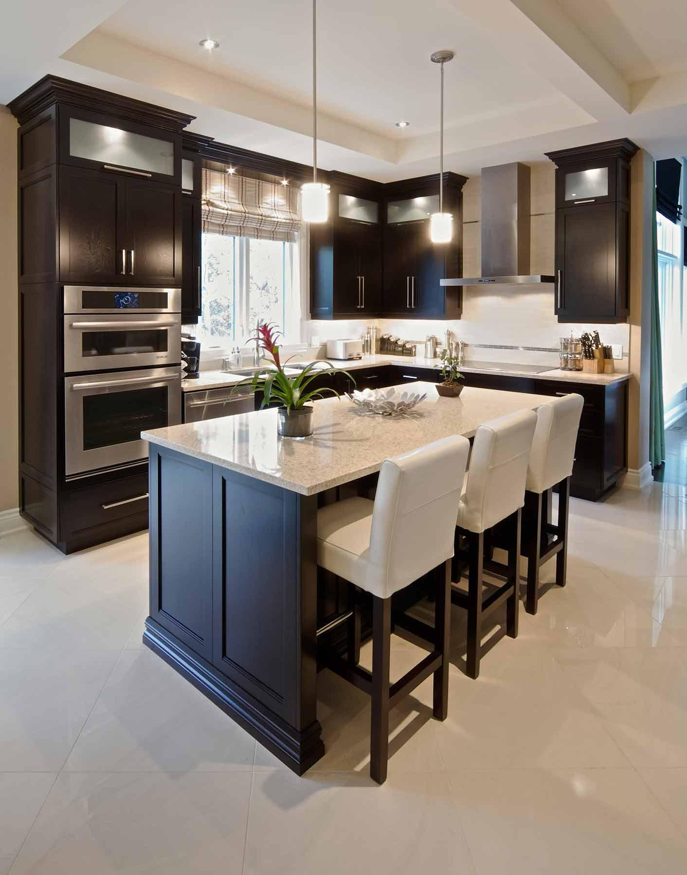 Fabriquer Des Portes D Armoires De Cuisine meubles et armoires de cuisine | armoires senécal & fils