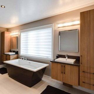 armoire murale salle de bain